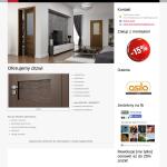 Przykładowa strona dla salonu drzwi i okien, drzwi wejherowo