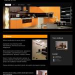 Strona www biura projaktowego w mamfirme.pl